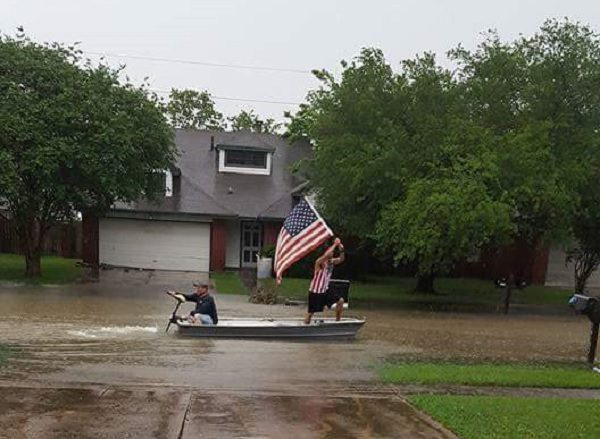 Houston flood vicitims